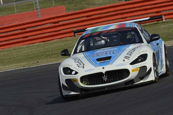 -Andrea Cecchellero - Maserati Trofeo MC World Series