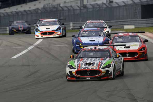 -Maserati Trofeo MC World Series