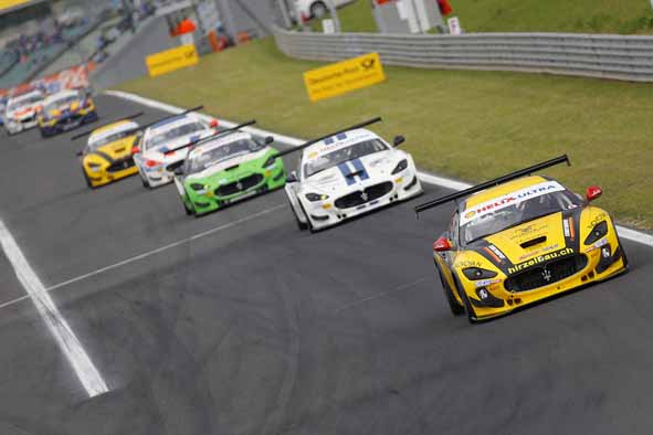 -Maserati Trofeo World Series - Hungaroring