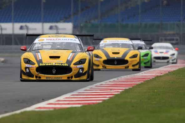 -Maserati Trofeo World Series - Silverstone