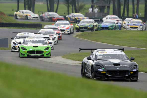 -Maserati Trofeo World Series - Round 4 - VIR - RACE 1
