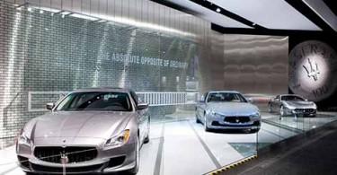 -Maserati_2015 Detroit auto show