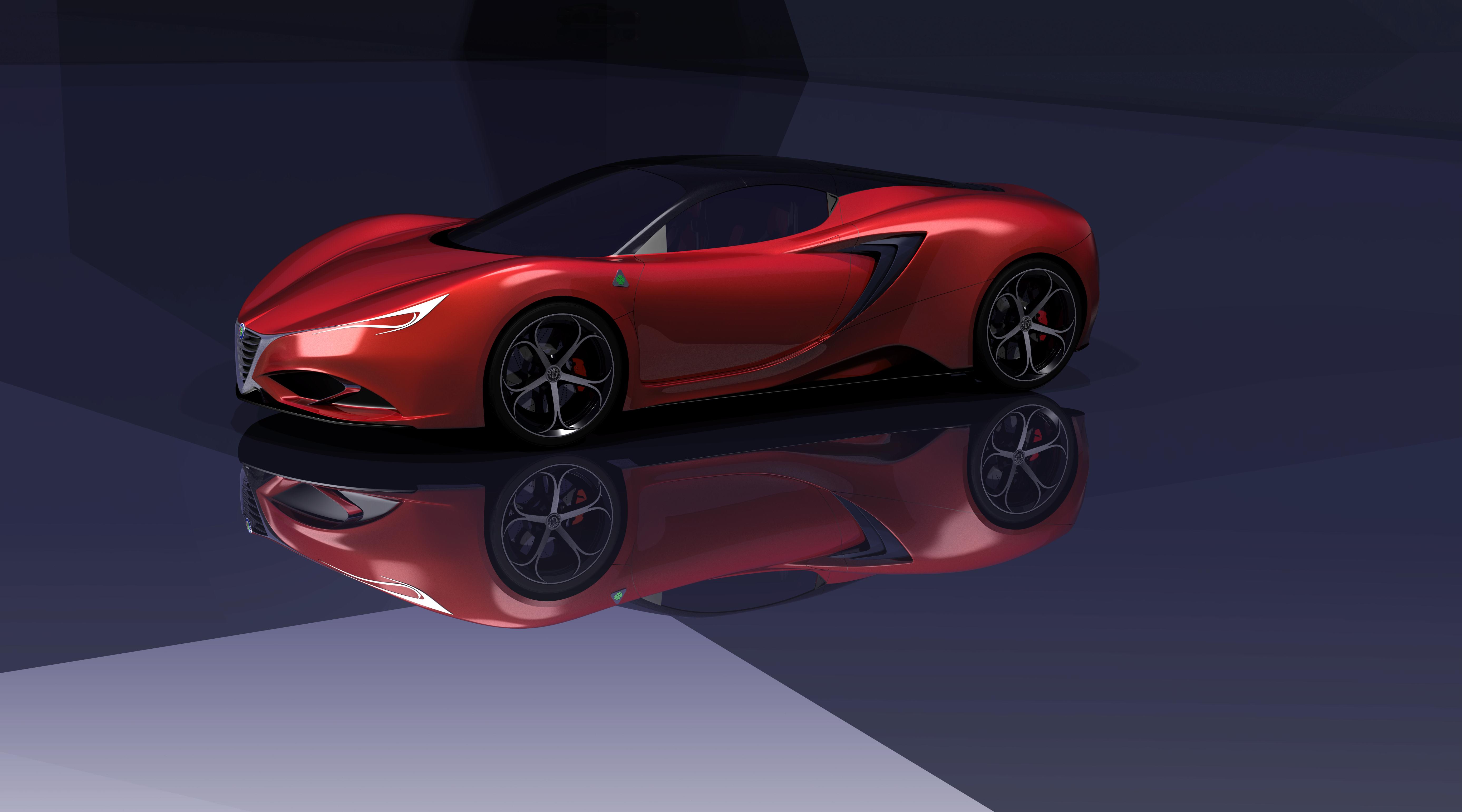 Photo of Si avvia a conclusione un altro progetto di ricerca innovativo, dedicato ad Alfa Romeo ed oggetto di una Tesi di Laurea in Ingegneria del Veicolo a Modena