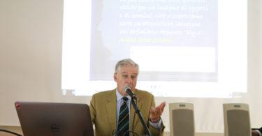 L'Ing. Enrico Fumia, durante l'intervento - Roberto Brancolini copyright