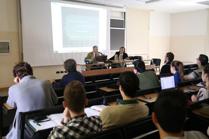 La sala del seminario - Roberto Brancolini copyright