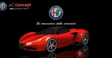 -AlfaRomao6cConcept-La Meccanica Delle Emozioni