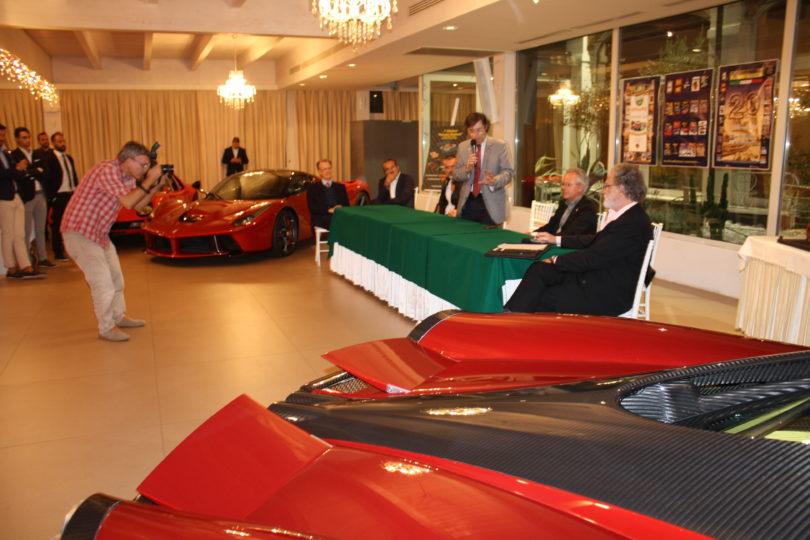 Ristorante Vinicio, Modena: 23 settembre 2016 Dibattito iniziale personaggi Photo Copyright:  Lorenzo Ferrari