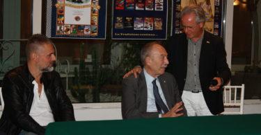Ristorante Vinicio, Modena: 23 settembre 2016 Intervento del Prof. Giovanni Sebastiano Barozzi Photo Copyright:  Lorenzo Ferrari