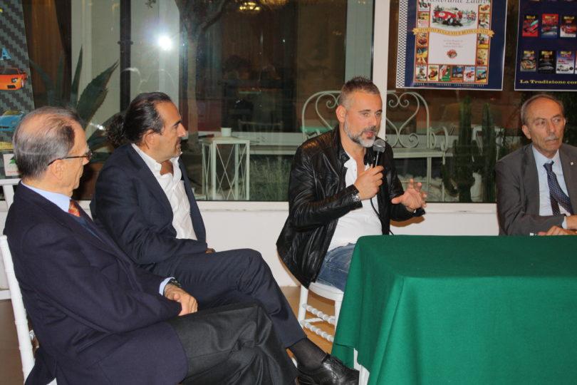 Ristorante Vinicio, Modena: 23 settembre 2016 Intervento di Enrico Rossi Photo Copyright:  Lorenzo Ferrari