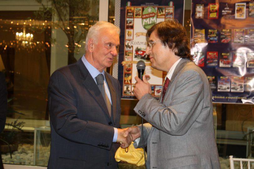 Ristorante Vinicio, Modena: 23 settembre 2016 Premiazioni: Umberto Marchesi Photo Copyright:  Lorenzo Ferrari