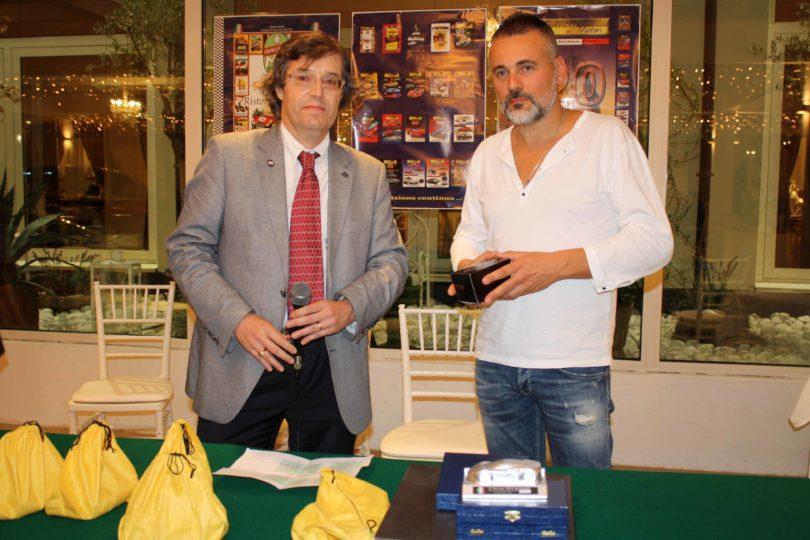 Ristorante Vinicio, Modena: 23 settembre 2016 Premiazioni: Enrico Rossi (Modelleria Modenese) Photo Copyright:  Lorenzo Ferrari