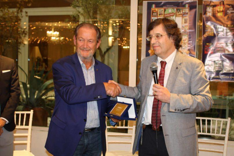 Ristorante Vinicio, Modena: 23 settembre 2016 Premiazioni: Valentino Balboni Photo Copyright:  Lorenzo Ferrari