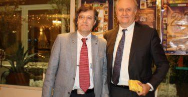 Ristorante Vinicio, Modena: 23 settembre 2016 Premiazioni: Ing. Roberto Corradi (Maserati e Alfa Romeo) Photo Copyright:  Lorenzo Ferrari