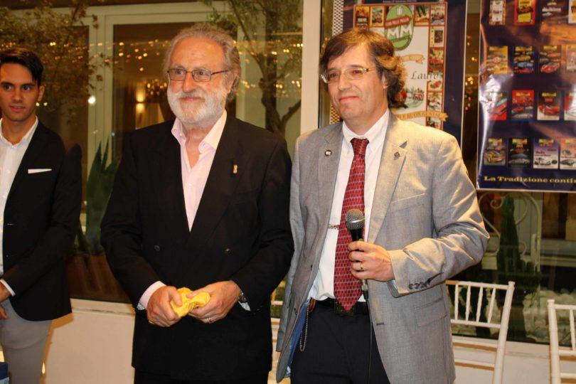 Ristorante Vinicio, Modena: 23 settembre 2016 Premiazioni: Ing. Luigi Marmiroli Photo Copyright:  Lorenzo Ferrari