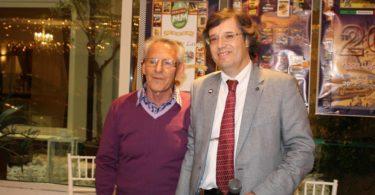 Ristorante Vinicio, Modena: 23 settembre 2016 Premiazioni: Lauro Malavolti Photo Copyright:  Lorenzo Ferrari