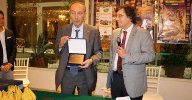 Ristorante Vinicio, Modena: 23 settembre 2016 Prof. Giovanni Sebastiano Barozzi Photo Copyright:  Lorenzo Ferrari