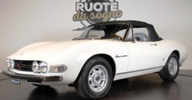 Fiat Dino Spider 2400cc 1970