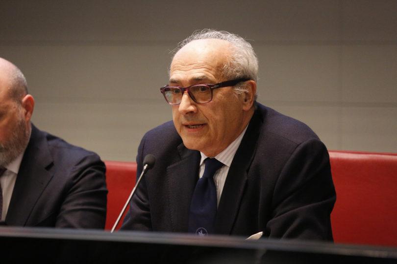 Prof. Angelo Oreste Andrisano: Magnifico Rettore di UNIMORE (Università di Modena e Reggio Emilia)