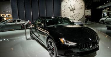 2 - Maserati al NYIAS 2017 - Ghibli Nerissimo Edition (2)