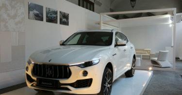 Maserati per Fuorisalone Milano_Maserati Lounge Palazzo Cusani