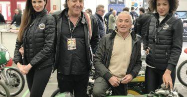 Stefano Aleotti con il 3 volte Campione del mondo 125cc Pierpaolo Bianchi-1