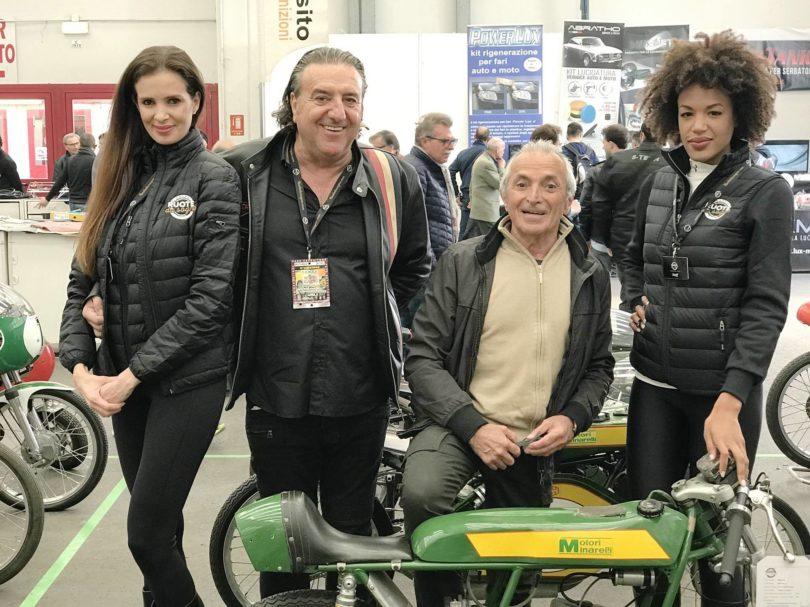 29 176 Techno Classica World Tour A Essen Ruote Da Sogno Espone Auto E Moto Di Gran Fascino Menu