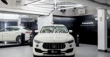 Maserati Levante S - debutto nel Regno Unito