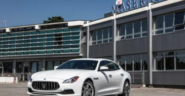 Maserati Quattroporte GTS GranLusso Tribute to Venetian Heritage