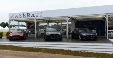 Maserati Stand al Goodwood Festival of Speed 2017_Ghibli_Levante_Quattroporte