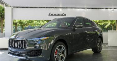 Salone dell'Auto di Torino 2017_Stand Maserati_Levante S