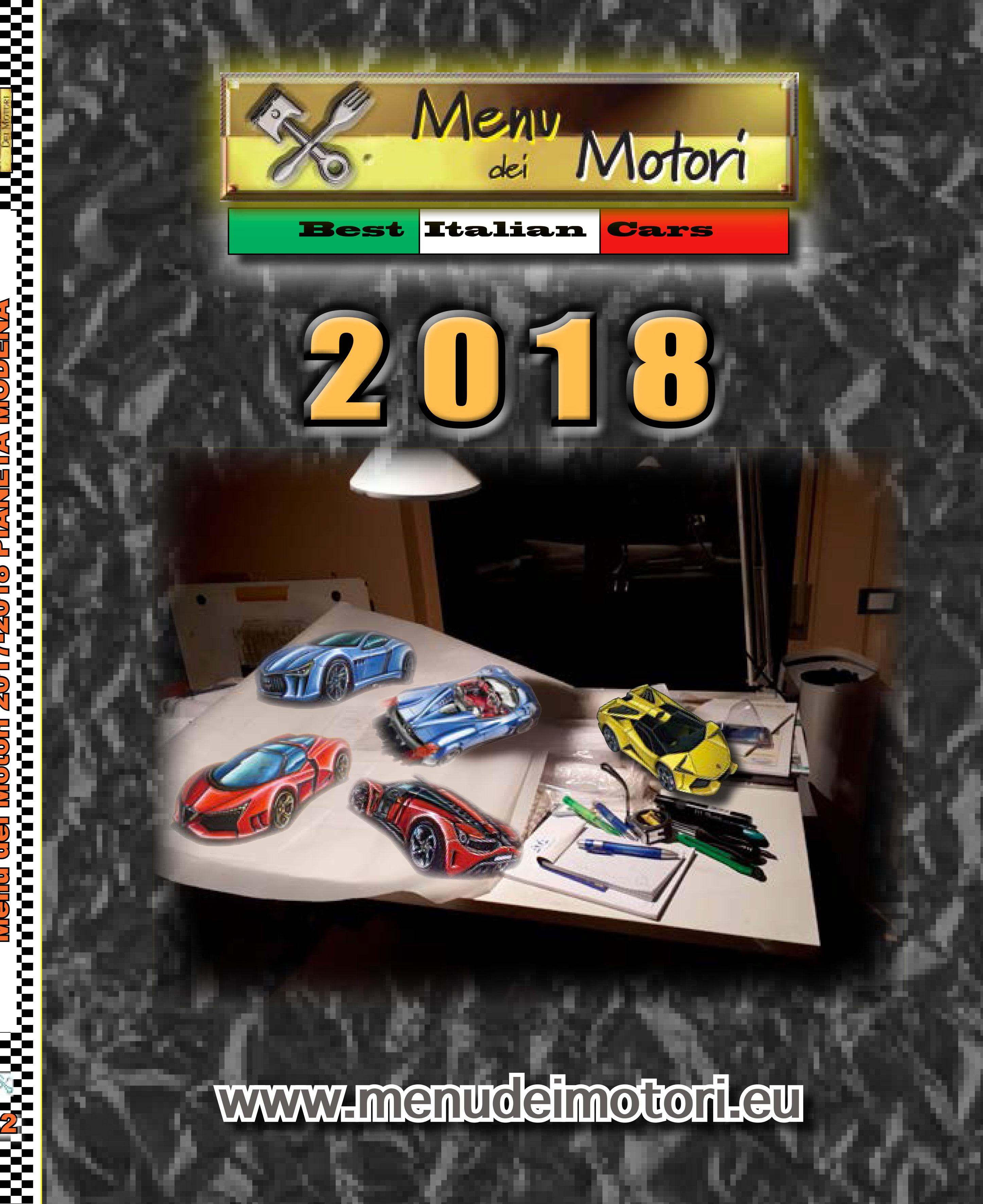 Photo of Menu dei Motori N°22 – Tra le esclusività, l'articolo storico dedicato al 120° anniversario della nascita di Enzo Ferrari