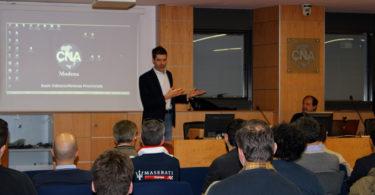 Prof. Francesco Gherardini (UNIMORE) - Copyright: PIANETA MODENA snc