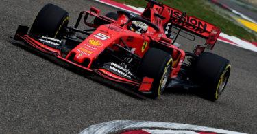 GP CINA  F1/2019 - SHANGHAI 12/04/2019 credit: @Scuderia Ferrari Press Office