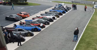 Pagani-track-event