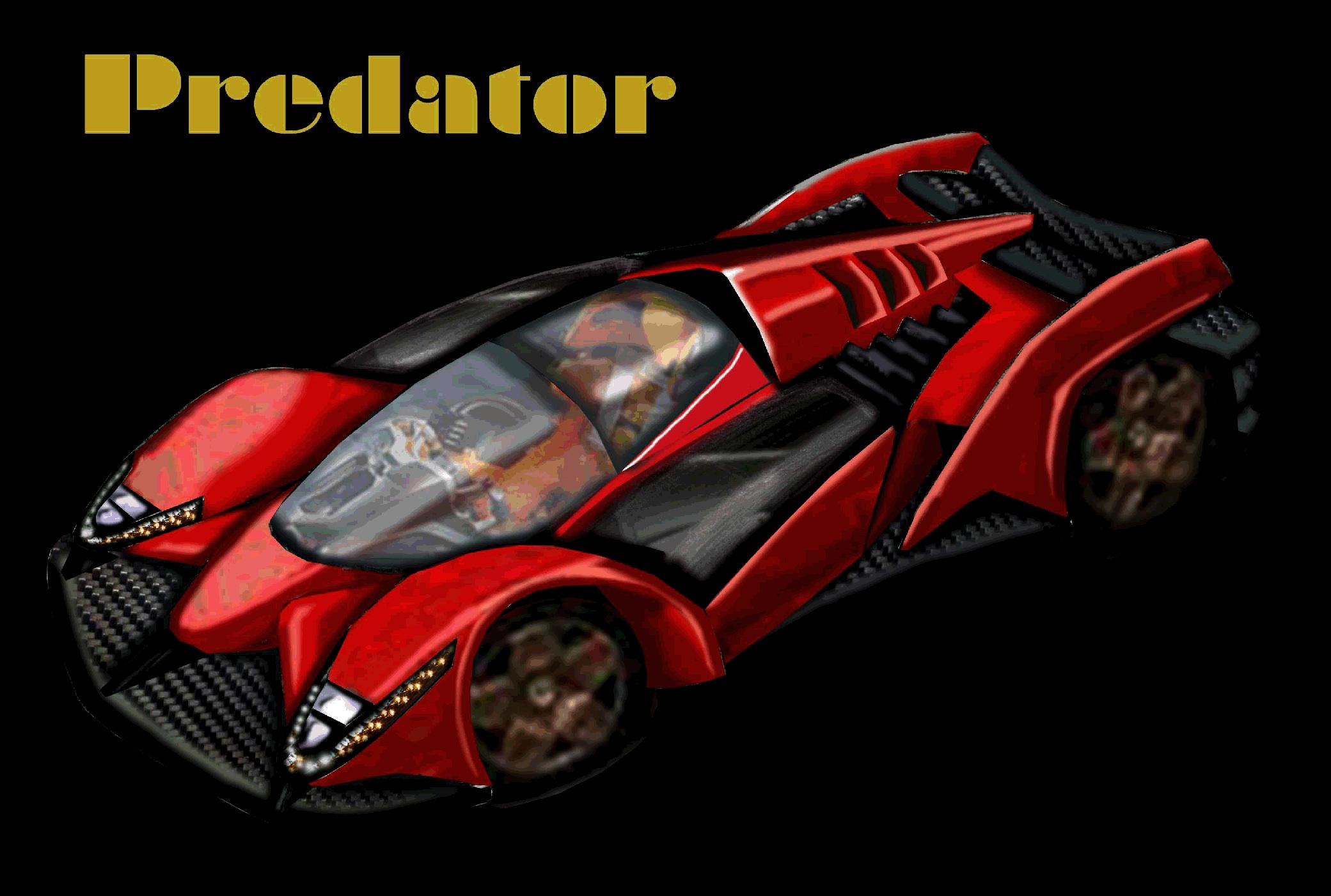 """Photo of Video – """"Predator"""": una triposto molto particolare …"""
