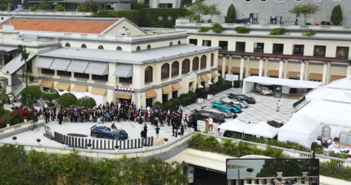 Photo of VIDEO – Pagani Zonda 20th Anniversary in Honk Kong