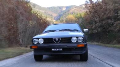 Photo of VIDEO – Alfa Romeo GTV V6 test drive (by Davide Cironi)