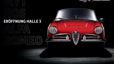 """Photo of Inaugura la mostra """"Mito Alfa Romeo"""" al Museo della Tecnica di Sinsheim"""