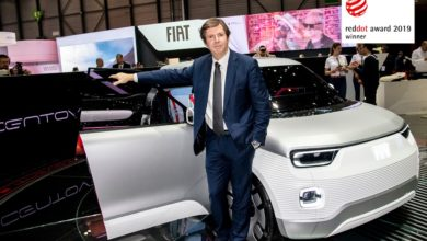 "Photo of Fiat Concept Centoventi vince il ""Red Dot Award 2019"""