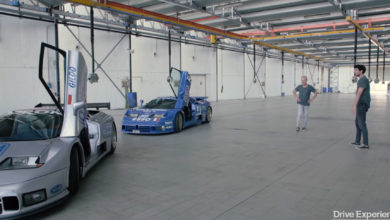 Photo of VIDEO – In pista con le Bugatti EB110 da gara (Le Mans & IMSA) – Davide Cironi Drive Experience (SUBS)
