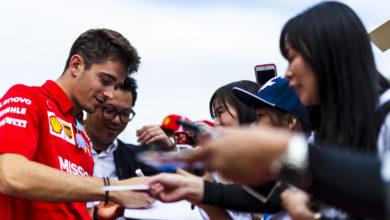 """Photo of Gran Premio del Giappone – Charles: """"Pronto per la sfida di Suzuka"""""""