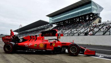 Photo of Gran Premio del Giappone – Libere 1: Seb e Charles terzo e quarto