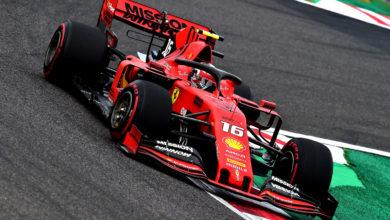 Photo of Gran Premio del Giappone – Libere 2: Charles e Seb quarto e quinto