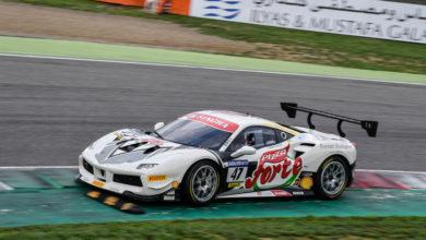 Photo of Ferrari Challenge – La pioggia condiziona la prima giornata al Mugello