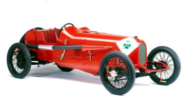 "Photo of Alfa Romeo espone la leggendaria RL Super Sport ""Targa Florio"" in occasione dello Zoute Grand Prix 2019"