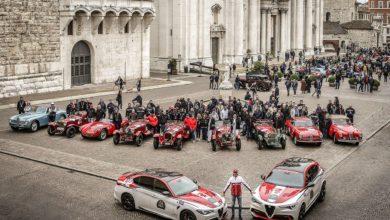 """Photo of Alfa Romeo sarà Automotive Sponsor della """"1000 Miglia"""" 2020"""