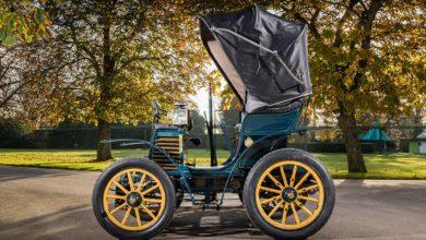 """Photo of La Fiat 3½ hp del 1899 parteciperà alla """"London to Brighton Veteran Car Run"""""""