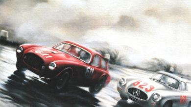 Photo of AUTO E MOTO D'EPOCA – Al via l'appuntamento più atteso dagli appassionati di auto storiche