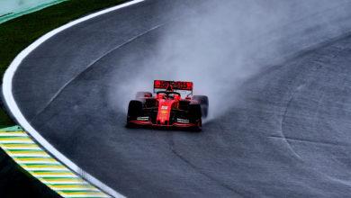 Photo of Gran Premio del Brasile – Libere 1: la pioggia condiziona la sessione