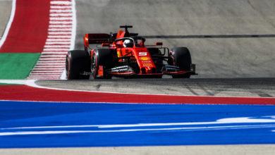 Photo of Gran Premio degli Stati Uniti – Libere 3: Seb secondo, problema per Charles